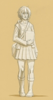 (My Shadowrun character)